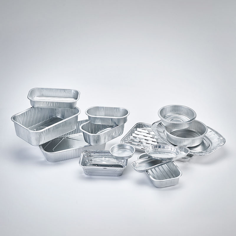 Foil for food containers
